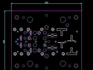 プレート全加工(プレス金型向け)画像2